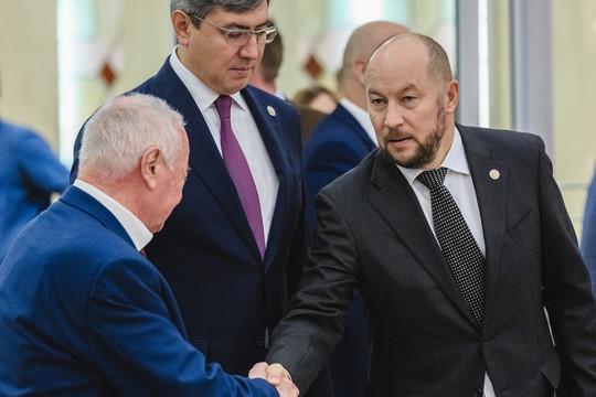 Депутаты Госсовета приняли в первом чтении бюджет РТ на следующий год