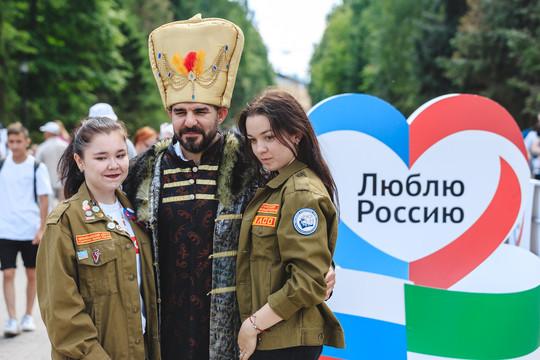 Как отмечают День России в Казани