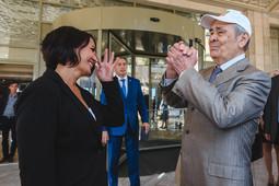 Минтимер Шаймиев провел первое мероприятие в новом спа-отеле в Болгаре