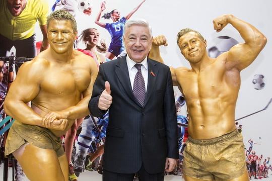 «Пора приучать население к спорту и растить своих чемпионов»