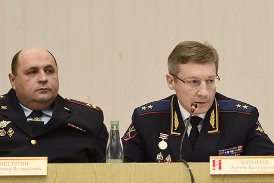 Возвращение полковника: почему Артем Хохорин нашел Нижнекамску нового шерифа в Бавлах?