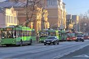 «Будем стоять, пока не включат»: почему встают казанские троллейбусы?