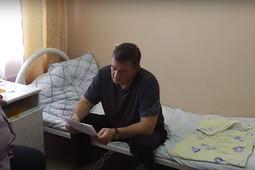 Мэр Оренбурга задержан за получение взятки