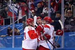 Российские хоккеисты 20 лет спустя в финале Олимпиады. Дальше – Канада?
