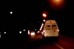 Полицейские в Нижегородской области открыли огонь, чтобы остановить угонщиков скорой