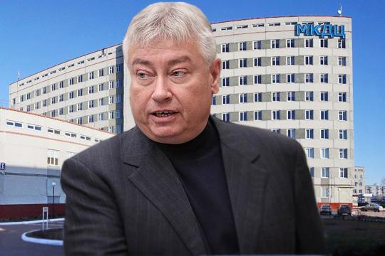 Мусин – впредынфаркте, Нигматуллин – вкабмине, аТАИФ хочет вернуть Бердыева