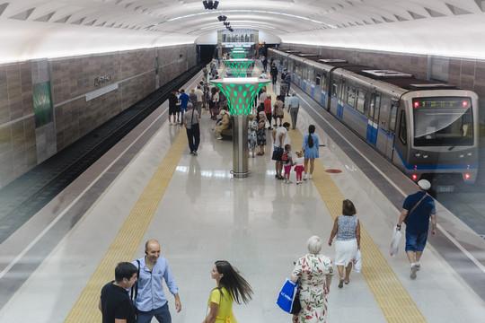 В казанском метро может появиться брендированный поезд театра им. Камала