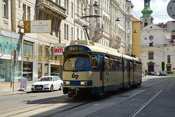 Трамваи толерантные и традиционные: общественный транспорт по-австрийски