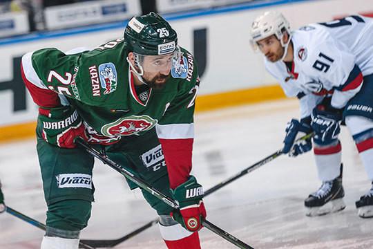 Зарипов стал лучшим снайпером в истории «Ак Барса» в КХЛ