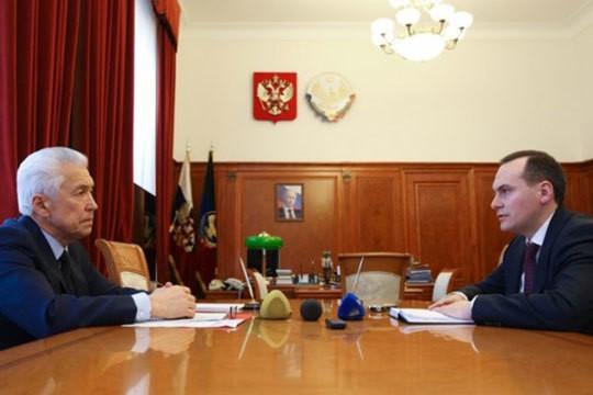«Практикант» стал премьером: Артем Здунов больше не и. о.