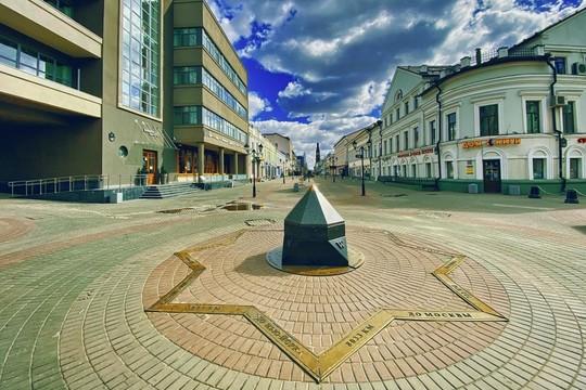 Фоторепортаж «БИЗНЕС Online»: как выглядит центр Казани в режиме самоизоляции