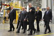 Путин в Челнах: «Какие замечательные машины вы создаете!»