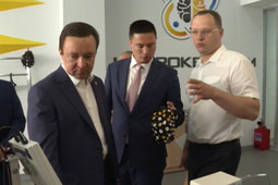Ильдар Халиков оценил проекты участников «Startup-Сабантуй»