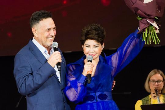 15 лет Вагаповскому фестивалю: звезды на юбилейном концерте