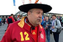 В Казань приехал Маноло-барабанщик – самый преданный болельщик Испании