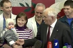 Выжившего после взрыва в Магнитогорске Ваню Фокина выписали из больницы