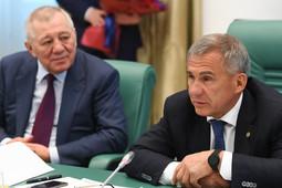 Альберт Шигабутдинов покинул пост гендиректора ТАИФа