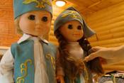 Куклы-татарочки будут обучать детей родному языку