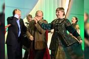 Кремль опубликовал архивное видео танца Путина и Буша-младшего