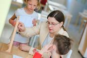 Евгения Ардашева: «Сейчас много родителей, которые рады, что ребенок учится не за отметки»