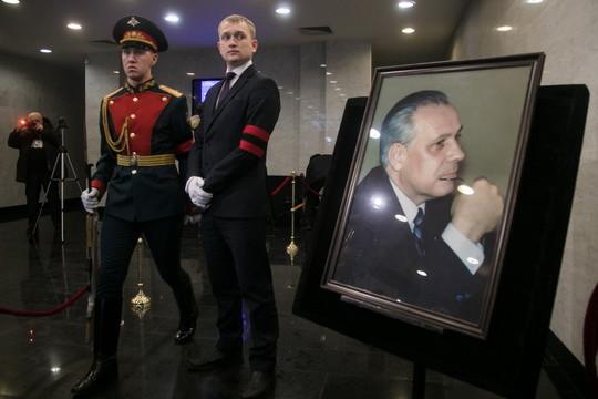 В Москве простились с последним главой Верховного Совета СССР Анатолием Лукьяновым