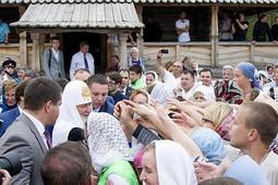 Репортаж недели: как татарстанцы патриарха встречали