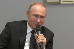 Президент РФ назвал моральными уродами тех, кто выступает против господдержки семей с детьми