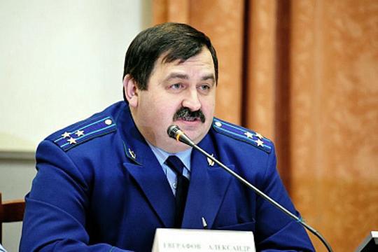 Прокурор, переживший трех мэров Челнов