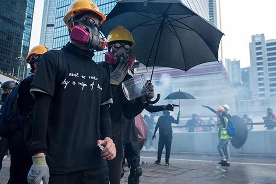 «Телеграм» как главное орудие «революции» вГонконге. Ходорковский берет его навооружение?