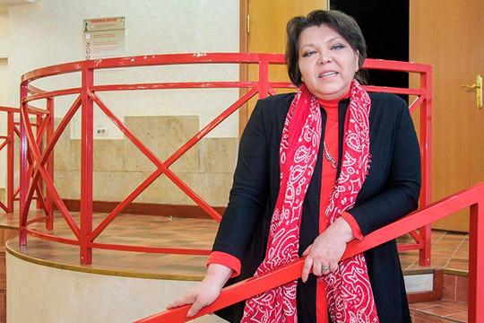 Елена Сорочайкина: «При Шаймиеве яоформляла праздники, пока непоняла, чтобегаю покругу»