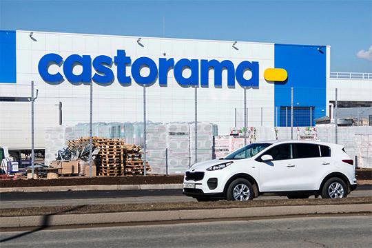 «Максидом» оценит Castorama: британскую сеть купит питерский DIY-ретейлер?