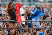 Сборная Франции выиграла ЧМ-2018: эмоции фан-феста