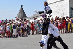 1 июня детям в Казани бесплатно раздадут шоколад и мороженое