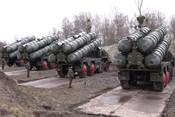 Ракетные комплексы «Триумф» развернули в Калининградской области для защиты западных границ