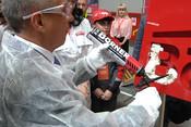 Минниханов открыл в Елабуге завод строительной химии
