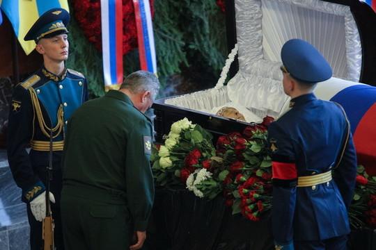 В Подмосковье простились с советским космонавтом Алексеем Леоновым