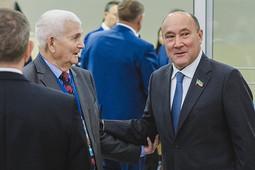 В Казани открылось первое заседание Госсовета РТ VI созыва