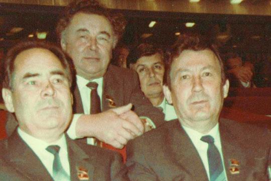 Борис Ельцин: «Один Мустаев не сможет одолеть замшелых московских бюрократов!»