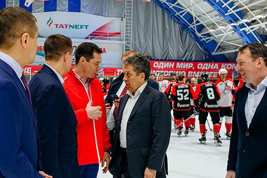 Ринат Шафигуллин: «Ак Барс» должен играть в КХЛ, а «Нефтяник» – быть топ-клубом ВХЛ»