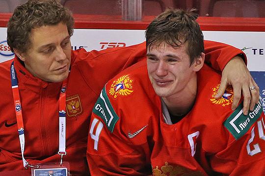 Россия непопала вфинал, адолжна была выигрывать «золото»