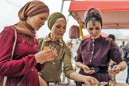 В Казани открылся фестиваль «Печән базары»