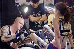 Вагаповский фестиваль, лучшие тату и полный «Экстаз»