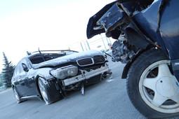 В ГИБДД объяснили появление «кладбища» разбитых машин в Казани