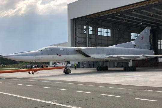 Новый бомбардировщик Ту-22М3М: сверхзвуковой ракетоносец представили в Казани