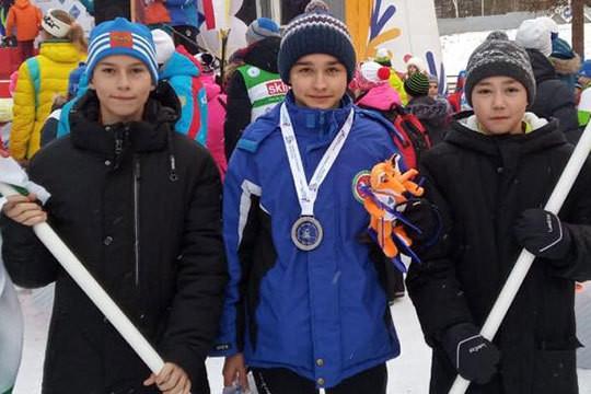 Биатлонист татарстанской сборной разделил победу с чемпионом мира