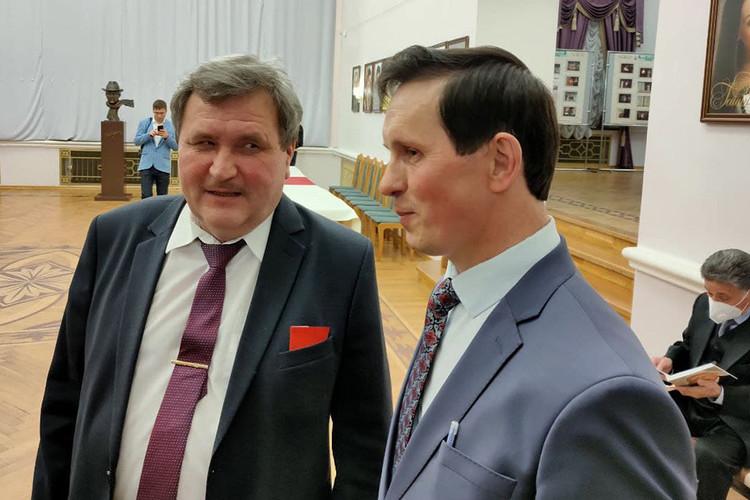 Ркаил Зайдулла стал новым председателем союза писателей Татарстана