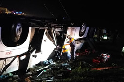6 туристов из Челнов погибли в ДТП с автобусом в Башкортостане
