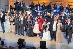 Концерт «Yзгәреш җиле» прошел в Карнеги-холле в Нью-Йорке