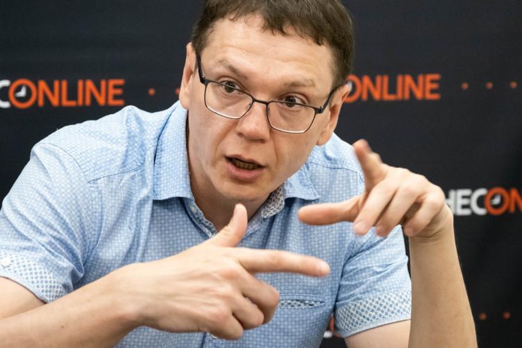 Павел Чиков: «Унас вобществе остался президент исиловики– больше вообще никого нет»