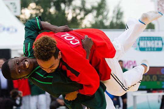 Джаудат Миннахметов: «Хотим сделать корэш олимпийским видом спорта. Все шансы есть»
